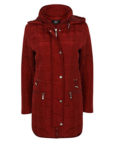 Collection Manteau Doudoune JBC Bordeaux Femme 78qWwXxnH