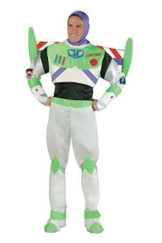 5984 (XL 42-46) Adult Buzz Prestige Costume (Woody Costumes Adults)