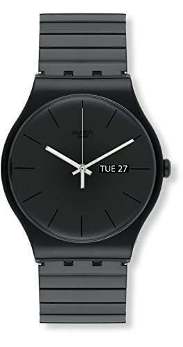 SWATCH watches NEW GENT MYSTERY LIFE L) L size SUOB708A Men's [regular imported goods]