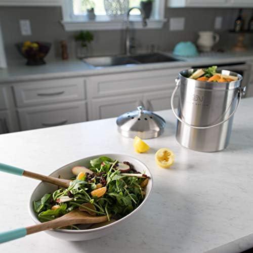 Amazon.com: Sear Nation - Cubo de basura para compost de ...