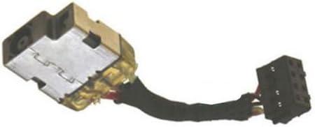 AC DC in Jack Cable Socket for HP 15-f014wm 15-f113ca 15-f209wm 15-f305dx