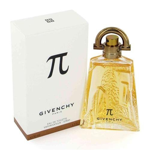 Pi Cologne by Givenchy, 3.3 oz Eau De Toilette Spray for Men