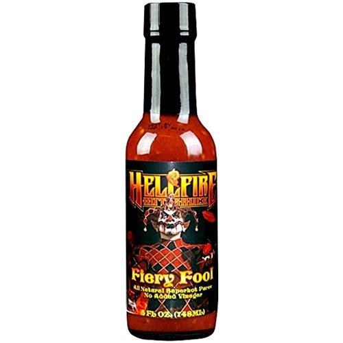 Hellfire Hot Sauce Fiery Fool by Hellfire Hot Sauce (Image #1)