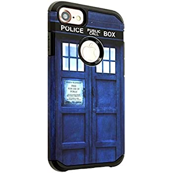 custodia iphone 7 doctor who