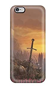 Tony Diy Abikjack case cover Protector Specially Made For Iphone JWpTBTCglmI 6 Plus The Witcher