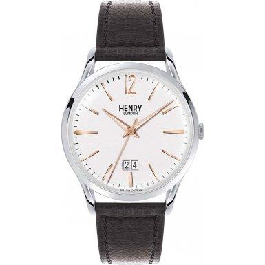 Henry London - Highgate - reloj - black (Reacondicionado Certificado)