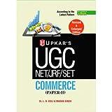 UGC NET/JRF/SET Commerce: Paper II