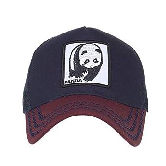 GUOYIHUA Gorra de béisbol bordado de animales, estilo informal ...