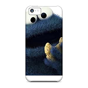 Quality The-best-case Case Cover With Cookie Monster Nice Appearance Compatible With Iphone 5c