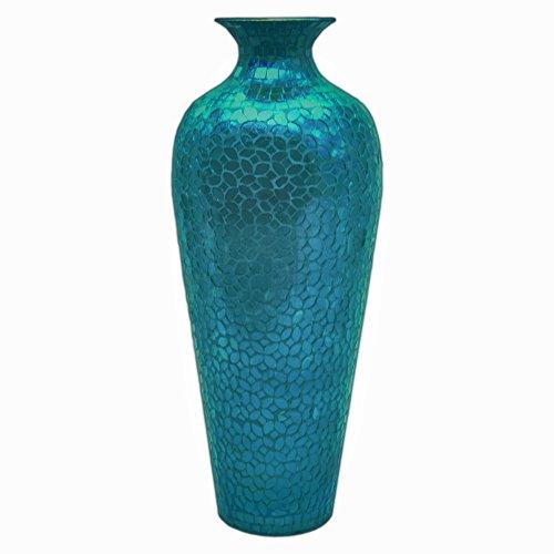 Glass Floor Vase - 6