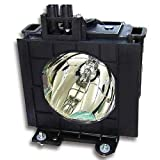 CTLAMP ET-LAD55L Professional Replacement Lamp with Housing for PANASONIC PT-D5500/PT-D5500U/PT-D5500UL/PT-D5600/PT-D5600U/PT-D5600UL/PT-DW5000/PT-DW5000L/PT-DW5000U/PT-DW5000UL