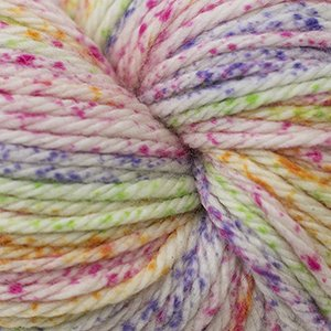 Cascade 220 Superwash Aran Splatter Easter Basket 15 - Merino Aran Yarn