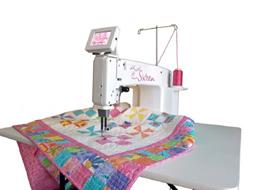 Handi Quilter Sweet Sixteen 16 inch Long Arm Quilting