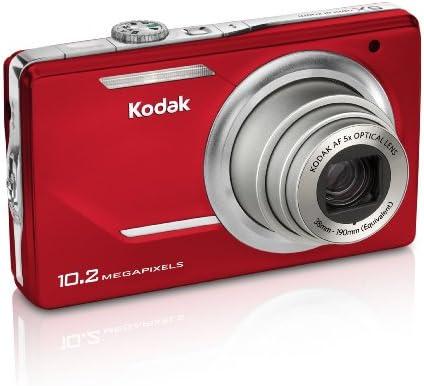 Kodak M380 Easyshare Digitalkamera 3 Zoll Rot Kamera