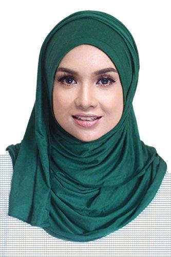 Hanas Womens Lightweight Cotton Jersey