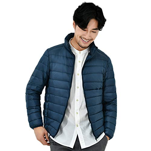 Outdoors Imitation Premium Slim Blouse Collar Slim Symmetrical Jacket Stand Zipper Leather Warm Wind Motorcycle Coat Long Sleeve Flying Tactical Men's Slim Blue Quality awUxnZqEE