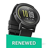 Best Android Wear Watches - Ticwatch 1.4 inch OLED DisplaySmartwatch Compatible with iOS Review