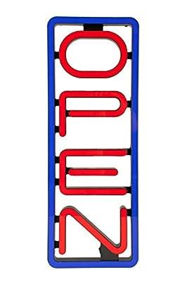 Led Open Signs Neon Styles Large Letter Display Vivid Bright Color Big Vertical For Shop Store Bar Cafe Restaurant Beer Salon Business *77 Led