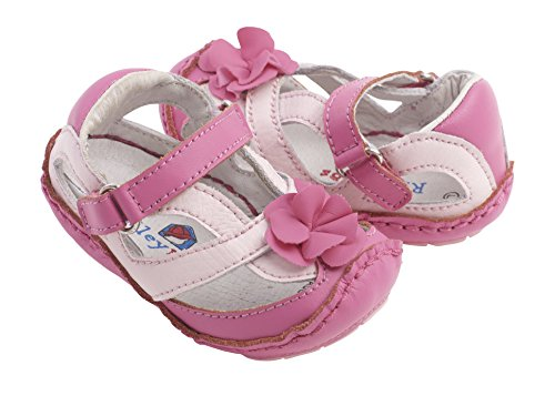 Allyson in Safflower (3-6 mos) (Shoes Rileyroos Baby)