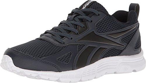 Reebok Women's Reebok Supreme Run MT Smokey Black/Black/White - White Mt Shoes For Women