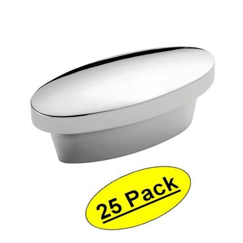 Amerock BP53016-26 Polished Chrome Cabinet Hardware Knob/Handle Pull - 1