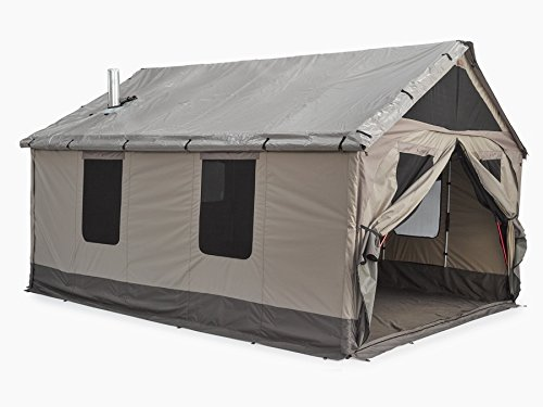 Barebones Lodge Tent | Large, Waterproof Canopy Tent for Big-Group Camping Occasions