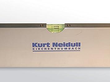 200 cm lang Kurt Neidull Alu Richtlatte