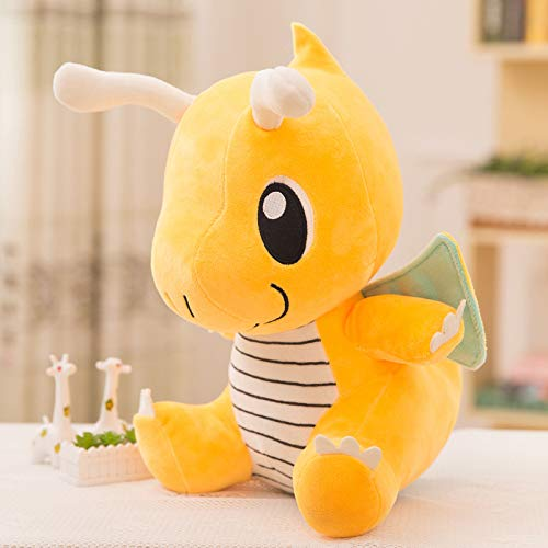 Costume Props Cartoon Anime Pokemon Pikachu Plush Toy Fashion Creative Dark Pikachu Sitting Position Plush Doll Child Birthday Present Elegant In Smell Costumes & Accessories
