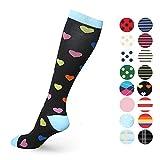 Best Compression Socks 20-30s - Graduated Compression Socks for Women & Men 20-30 Review
