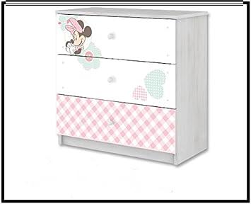 hogartrend Kommode de Bebe Belle Disney Minnie Mouse: Amazon.de ...