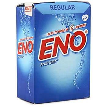 Amazon.com: ENO fruta Sal x 150 g: Health & Personal Care