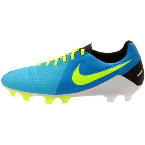 Nike Mens Ctr360 Maestri Fg (huidig blauw / Volt) Huidig blauw Volt Zwart