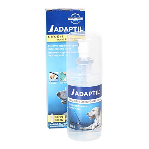 Adaptil Happy Home on The Spot Spray, (Dog Spot Pet Kennels)