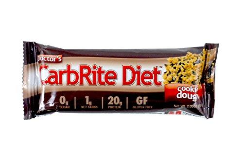Universal Nutrition Sugar Free Bar Cookie Dough 12 - 2 oz...