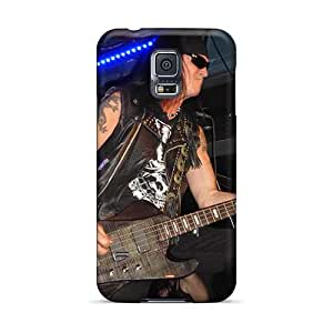 Samsung Galaxy S5 ThZ13574ueDK Provide Private Custom Trendy Guns N Roses Pictures Shock Absorbent Hard Phone Cover -MansourMurray
