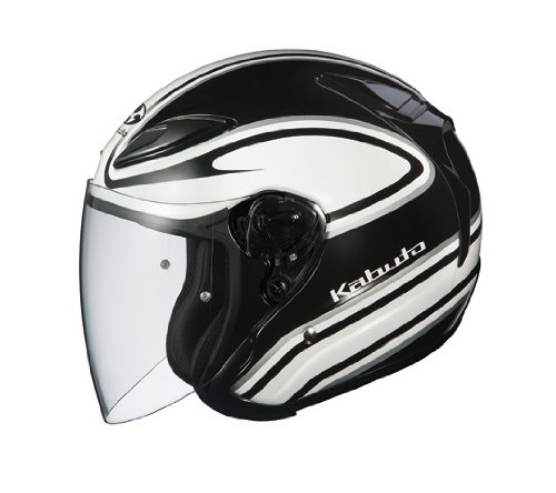 NEW KABUTO AVAND II ADULT HELMET SHIELD (PINLOCK READY), MEDIUM SMOKE, by Kabuto