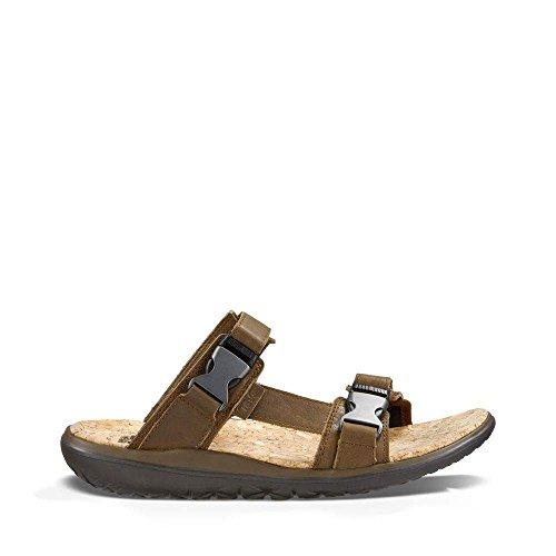 Teva Terra-Float Slide Lux - Men - Teva Cork Sandals