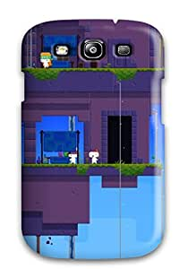 Demi Lovato Case's Shop Lovers Gifts 5447820K49652500 Premium Protection Fez Playstation Game Case Cover For Galaxy S3- Retail Packaging