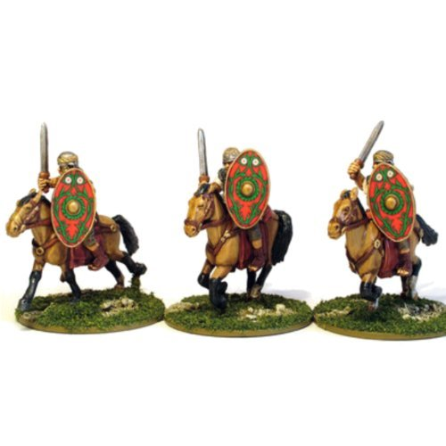 Imperial Roman Auxiliary Cavalry With Swords -