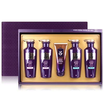 Ryoe Hair Loss Prevention Oriental Herbal Ingredients Shampoo & Treatment Set Jayangyoonmo Edition [New Model] In Original Box