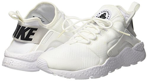 black Air Mujer Para Run white De Huarache Zapatillas Blanco Ultra blanco Running Nike W white q5z6aw8nF