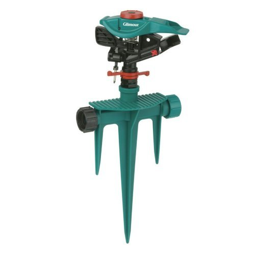 Gilmour 4000-sq ft Impulse Spike Sprinkler (Sprinkler Impulse Gilmour)