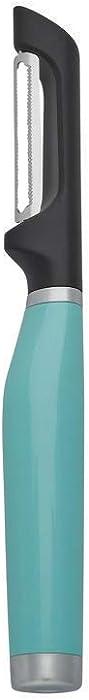 KitchenAid KE112OHAQA Classic Euro Peeler, One Size Aqua Sky 2