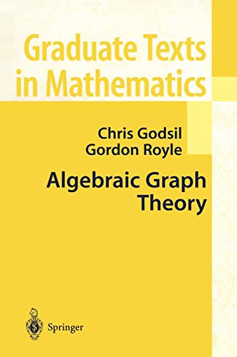 Algebraic Graph Theory (Graduate Texts in Mathematics)