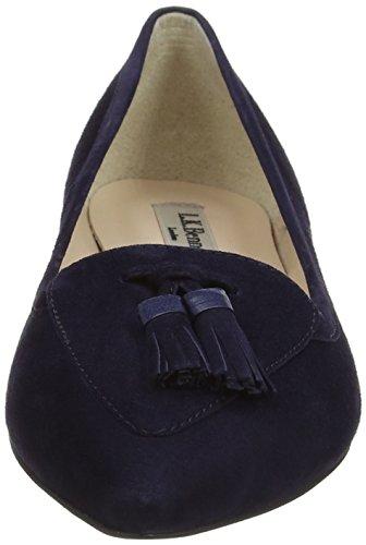 LK BENNETT Women's Dixie Ballet Flats Blue (Navy) W09ohr
