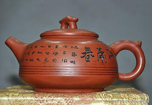 Zisha Pottery Old - SIYAO Wedding Decoration 4