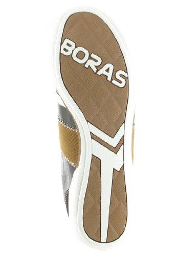 Boras Sale Herren Freizeitschuhe - Dunkelbraun Schuhe in Übergrößen