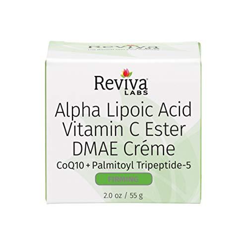 Alpha Night Cream w/DMAE & C 2 OZ Alpha Lipoic Acid Cosmetics