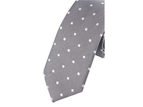 Grey Necktie Dots ADream Casual Party Occasion Wedding Fashion Formal Great wznwPq6Tt
