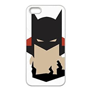 iPhone 5 5s Cell Phone Case White SUPERBATMAN SUX_856825